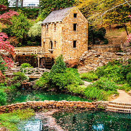 Gregory Ballos - Afternoon at The Old Mill - Arkansas