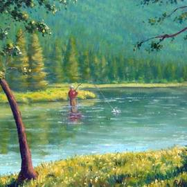 Rick Hansen - Afternoon Fishing