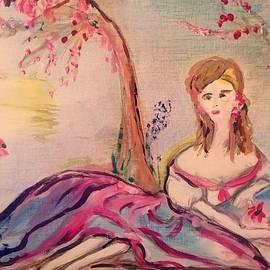 Judith Desrosiers - Afternoon Rest