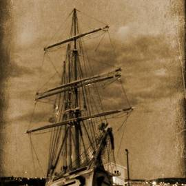 John Malone Halifax photographer - Age of Sail Poster