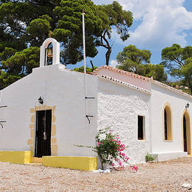 George Atsametakis - Agia Paraskevi chapel in Spetses island
