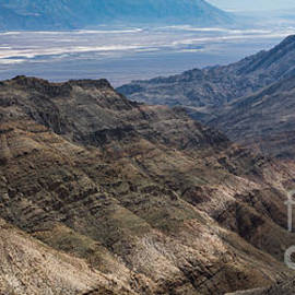 Dan Hartford - Aguereberry Point view of Death Valley #3