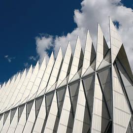 Allen Beatty - Air Force Academy Chapel