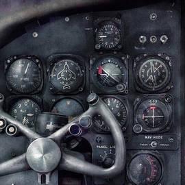 Mike Savad - Air - The Cockpit