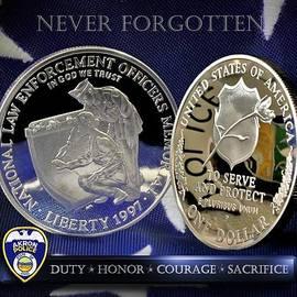 Gary Yost - Akron Police Memorial