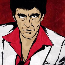 Nageshwar Tiwari - Al Pacino as Tony Montana in Scarface