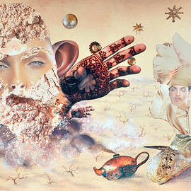 Nekoda  Singer - Aladdin and the magic lamp