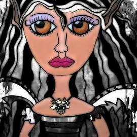 Tisha McGee - Alalia The Quiet One