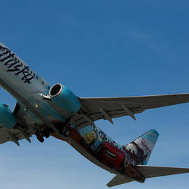 John Daly - Alaska Airlines Cars Livery