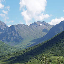 Aimee L Maher Photography and Art - Alaska Mountains