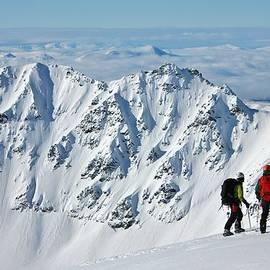 David Broome - Alaska Range Mountaineering