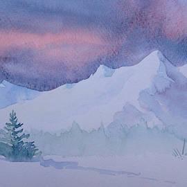 Teresa Ascone - Alaska Sky View