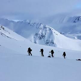 David Broome - Alaskan Winter Mountaineering
