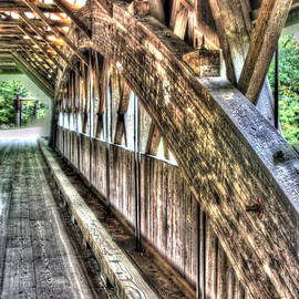 Laura Duhaime - Albany Covered Bridge New Hampshire
