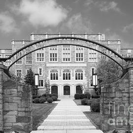 University Icons - Albany Law School Gate