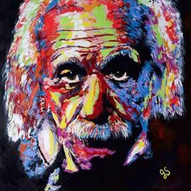 Joyce Sherwin - Albert Einstein