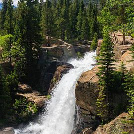 Paul Moore - Alberta Falls
