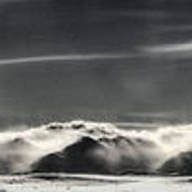Brad Allen Fine Art Photography - Alberta Rockies Snow Storm