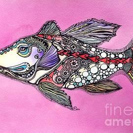Iya Carson - Alexandria The Fish