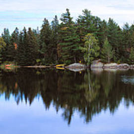 Les Palenik - Algonquin Park in Ontario  Lake Of Two Rivers