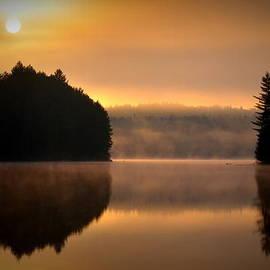 Andrew Lorimer - Algonquin Park Sunrise