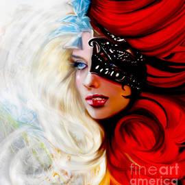 Jaimy Mokos - Goodbye Alice in Wonderland The Mask
