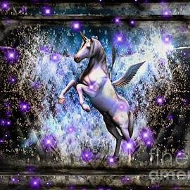 Tisha McGee - Alicorn of a Unicorn