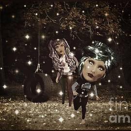 Tisha McGee - Alien Fireflies