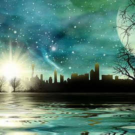 Brian Wallace - Alien World Waterscape