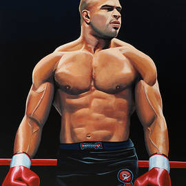 Paul Meijering - Alistair Overeem