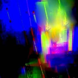 Vicki Lynn Sodora - Alive Abstract