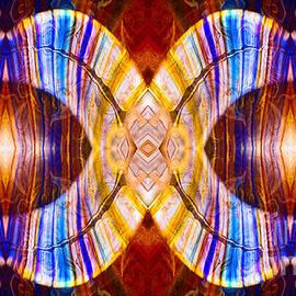 Omaste Witkowski - All Eyes On Eternity Abstract Living Artwork by Omaste Witkowski