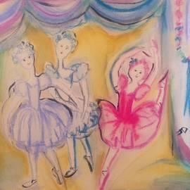 Judith Desrosiers - All for love ballet