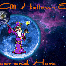 All Hallows Eve Near and Here