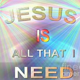 Jabez Posters - All That I Need