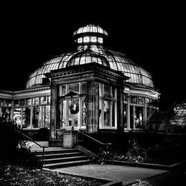 Brian Carson - Allan Gardens Conservatory Palm House Toronto Canada