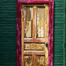 Randall Nyhof - Alley Backdoor