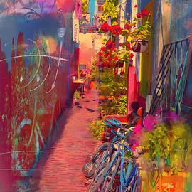 Kari Nanstad - Alley in Poulsbo