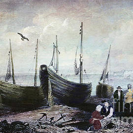 Lianne Schneider - Allonby - Fishing Village 1840s