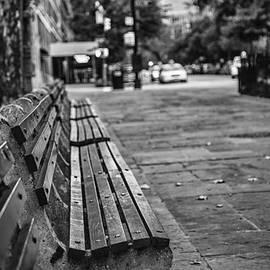 Alls Quiet In The City
