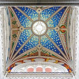 Jenny Hudson - Almudena Cathedral Interior