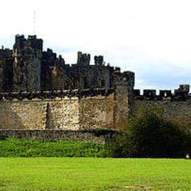Malcolm Suttle - Alnwick Castle
