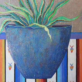 Sharon Nelson-Bianco - Aloe Pot