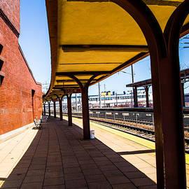 Karol  Livote - Alone At The Station