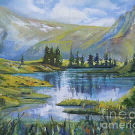 Heather Coen - Alpine Ridge Pond