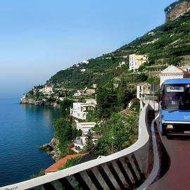 Jennie Breeze - Amalfi Coast Road