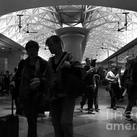 Miriam Danar - Amazing Penn Station - Otherworldly View