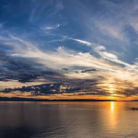 Pierre Leclerc Photography - Amazing sky at sunset