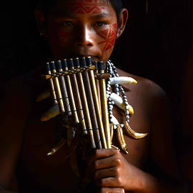 Bob Christopher - Music In The Amazon South America 1