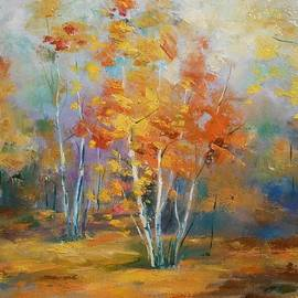 Natalia Bardi - Amber autumn